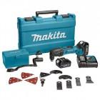 Аккумуляторный многофункциональный инструмент Makita DTM50RFEX2