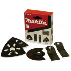 Набор насадок для мультитул Makita B-30639 4шт